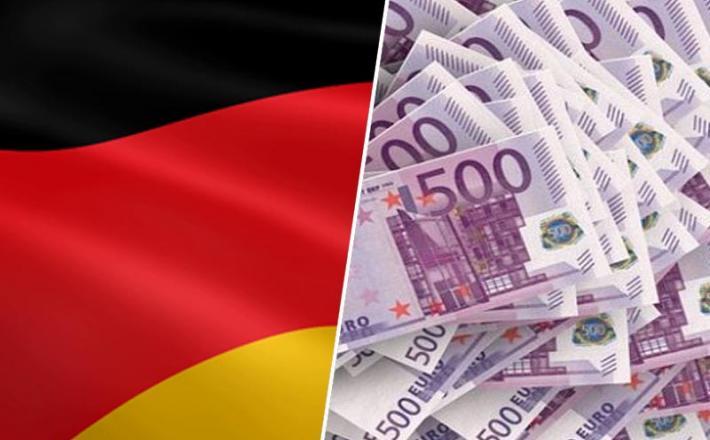Nemčija, denar, euro