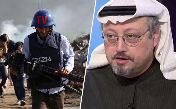 Novinar, Džamal Hašodži