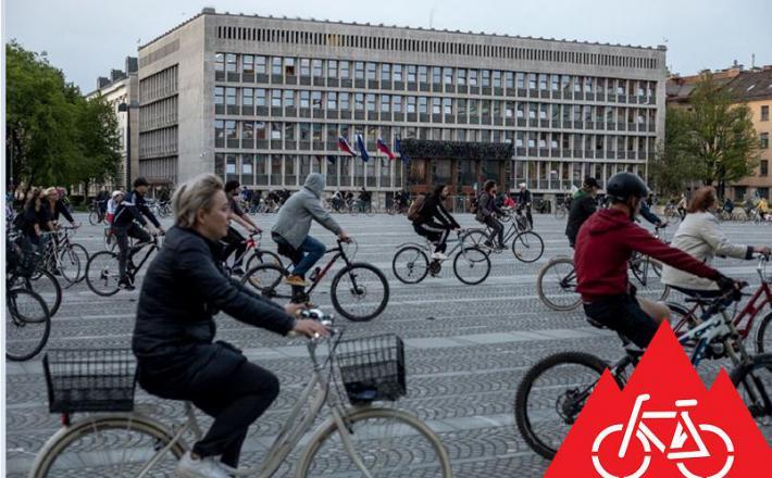 Ogrevanje pedal v Ljubljani