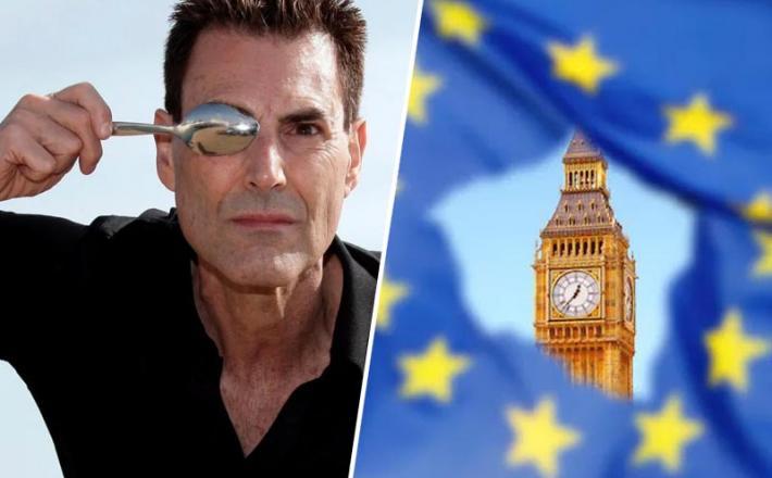 Telepatija in brexit