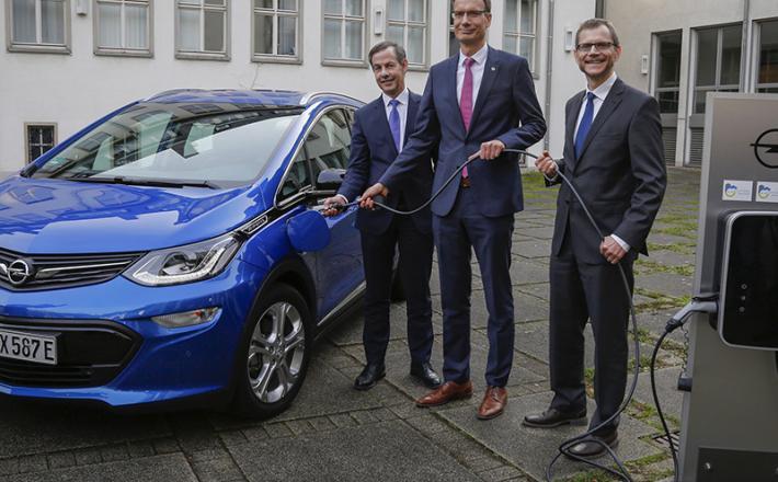 Opel Electric, Rüsselsheim