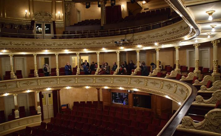 Opera balet Ljubljana