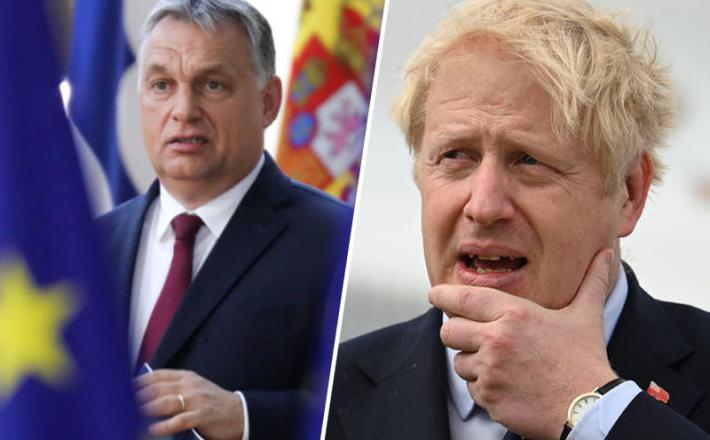 Johnson in Orban