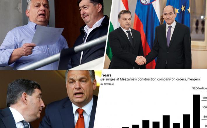 Orban in Mezsaros