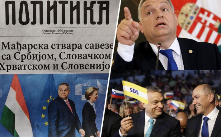 Madžarska, Orban in poročilo Politike
