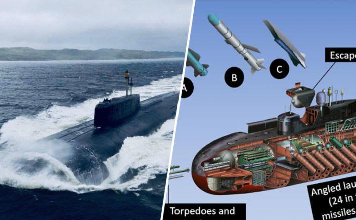 Podmornica Orel