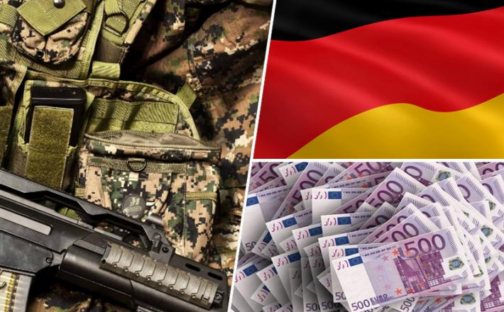 Orožje Nemčija