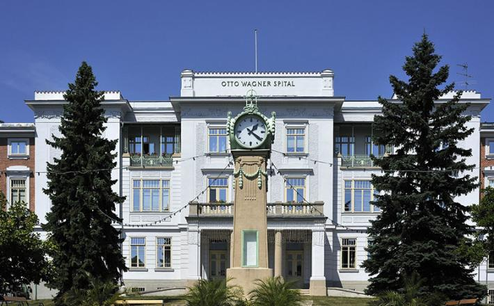 Otto Wagner, bolnica