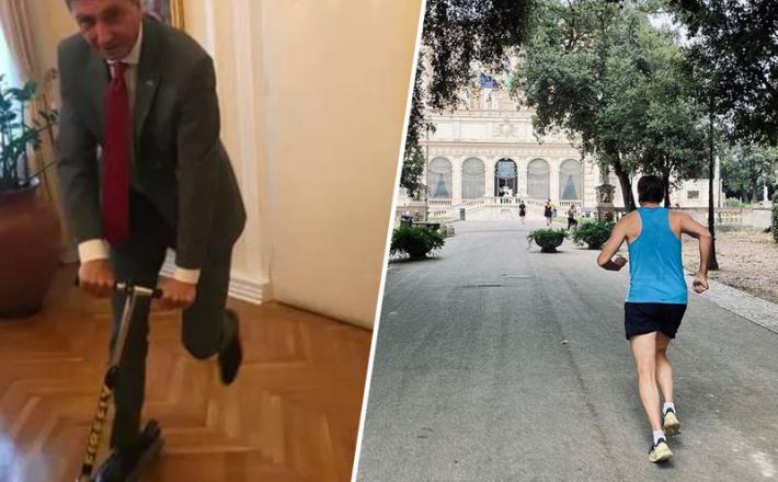 Borut Pahor  VIr: Twitter