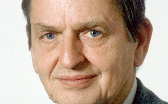 Olof Palme  Vir:Wikipedija