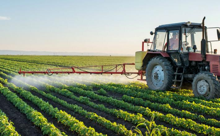 Pesticidi kmetijstvo