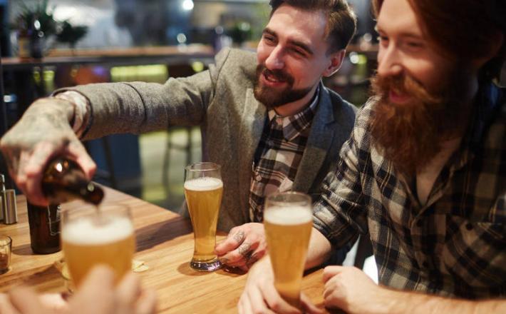 Pivo pitje