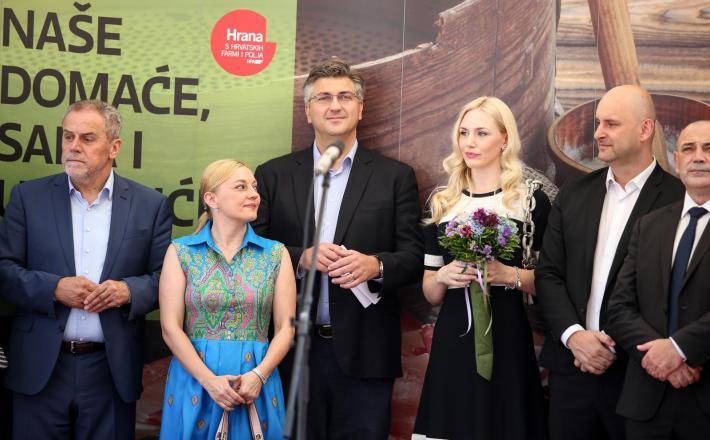 Plenković - gospodarska promocija Hrvaške