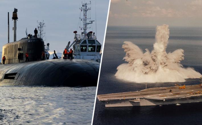 Covid-19 ustavlja tudi podmornice in letalonosilke
