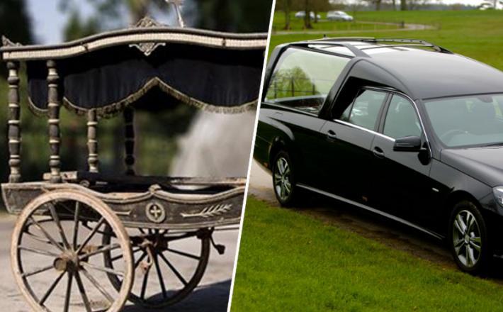 Pogrebne storitve