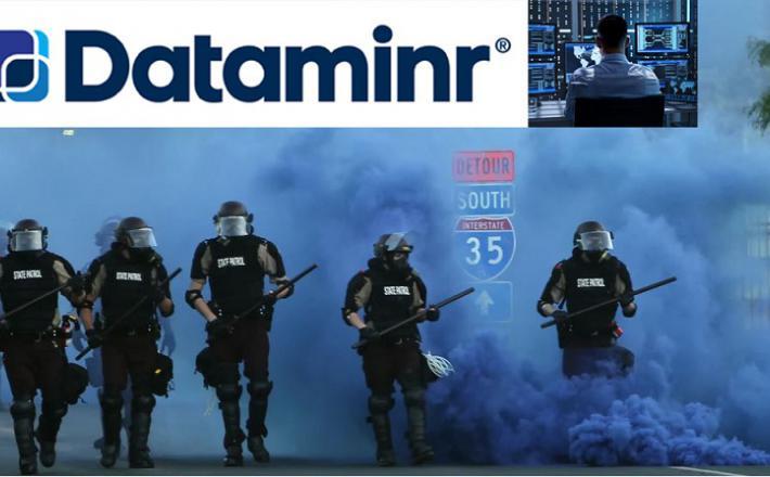 Policijsko vohunjenje - Telegram in Datraminr