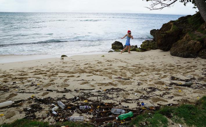Onesnaženo morje      Vir:Pixabay
