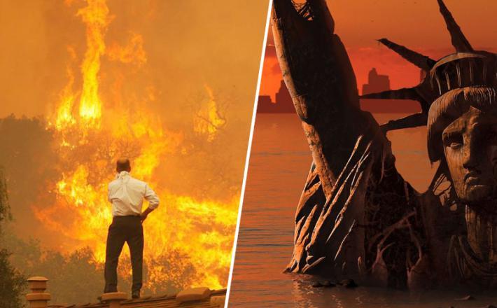 Čakajo nas, med drugim, požari in poplave
