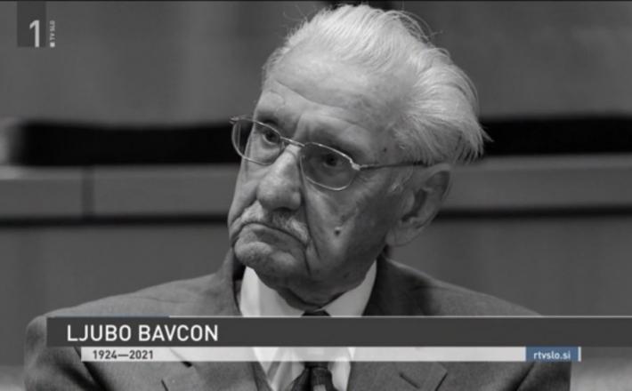dr.Ljubo Bavcon Vir:NNC RTV SLO; posnetek zaslona