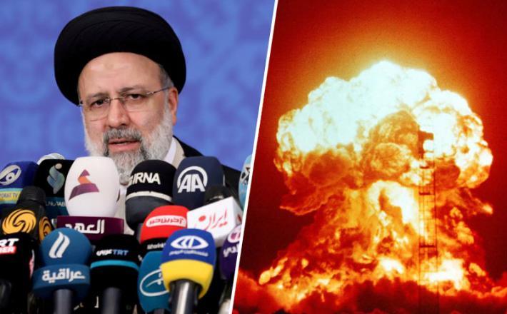 Ebrahim Raisi in jedrska eksplozija, ki jo vsi čakajo...