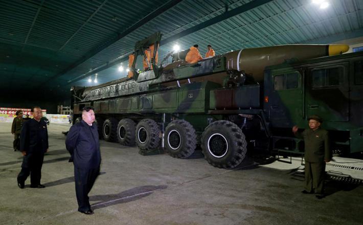 Rakete Severna Koreja