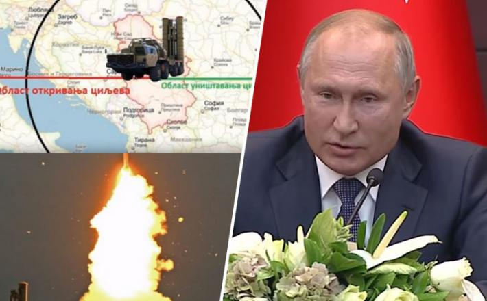 Rusija, Srbija in rakete S-400