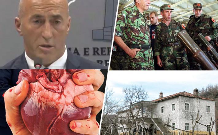 Haradinaj, bivši predsednik vlade Kosova, osumljen zočinov