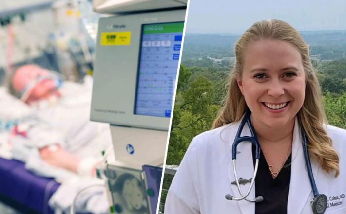 Pred intubiranjem bolniki povedo svoje zadnje želje - dr. Cobia