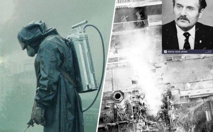 Ševčenko, režiser - Černobil