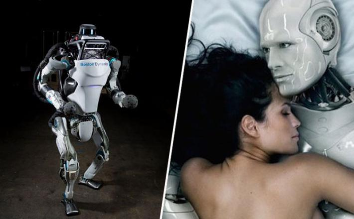 Roboti in ljudje