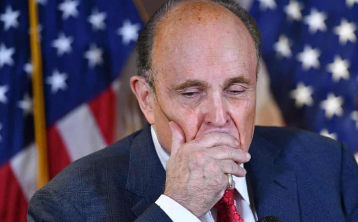 Rudy Giuliani. Vir: Twitter