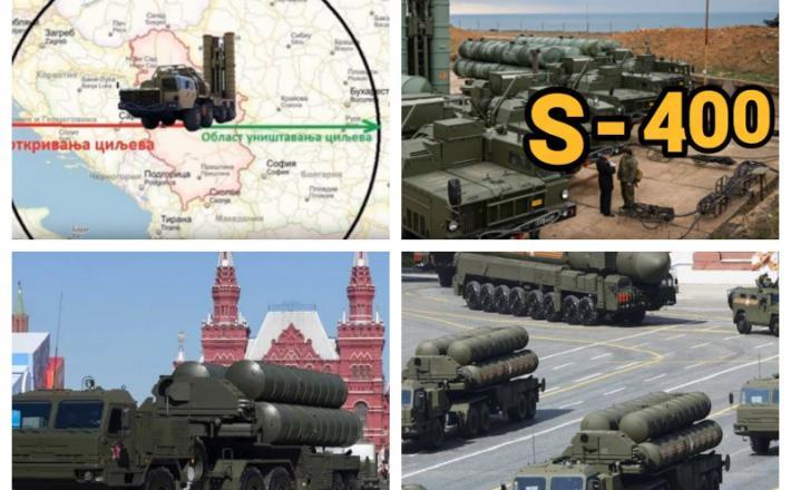 S-400 in domet iz Srbije