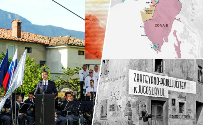 Priključitev Primorske - praznovanje 2019
