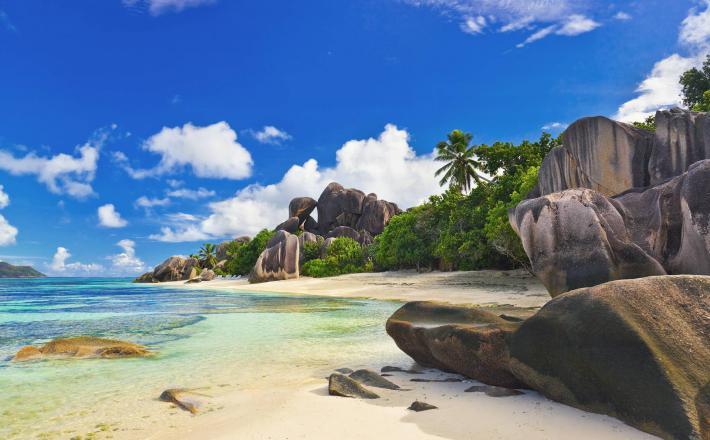 Sejšeli, obala Vir: Pixabay