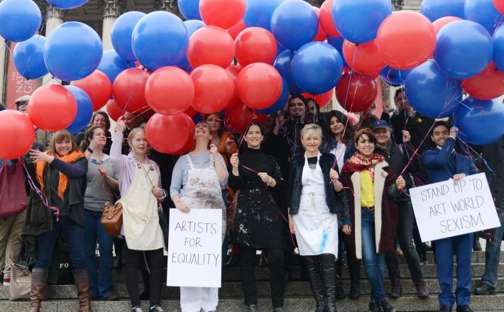 Osmi marec v Veliki Britaniji - za pravice žensk Vir:Pixsell