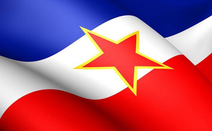 SFRJ - zastava