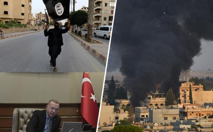 Sirija - turška ofenziva