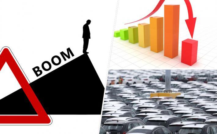 Slaba gospodarska rast