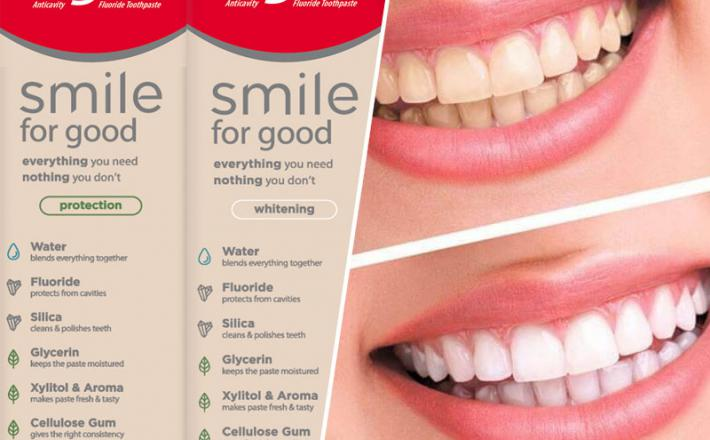 Colgate - za odlične zobe