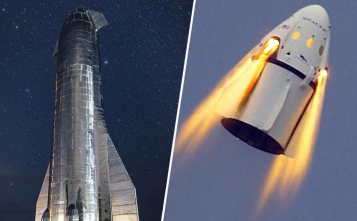 SpaceX Zvezdna ladja