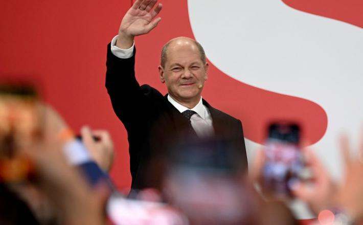 SPD - Sholz