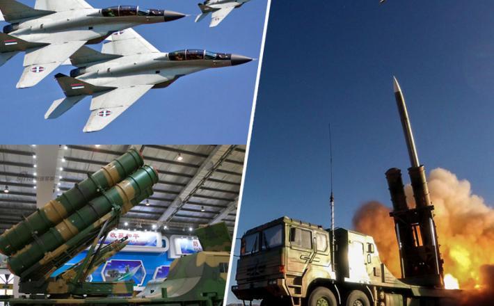 Srbija, MiGi in FK-3