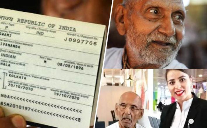 Swami Sivananda, najstarejši človek na svetu
