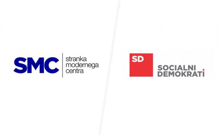 Stranki SMC in SD