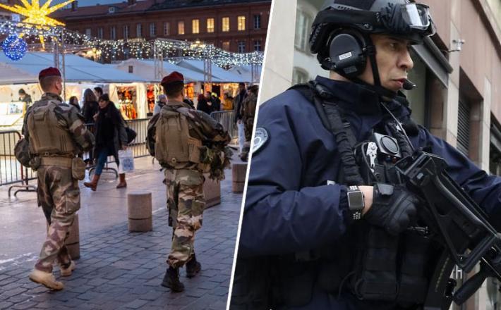 Strasbourg napad