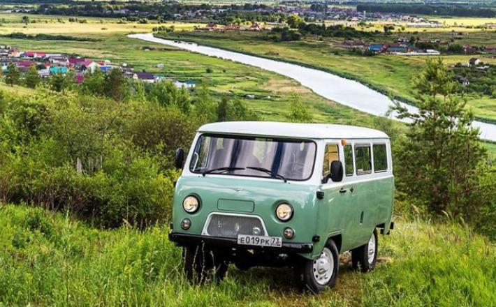 """Sovjetska """"štruca"""" - vozilo UAZ"""