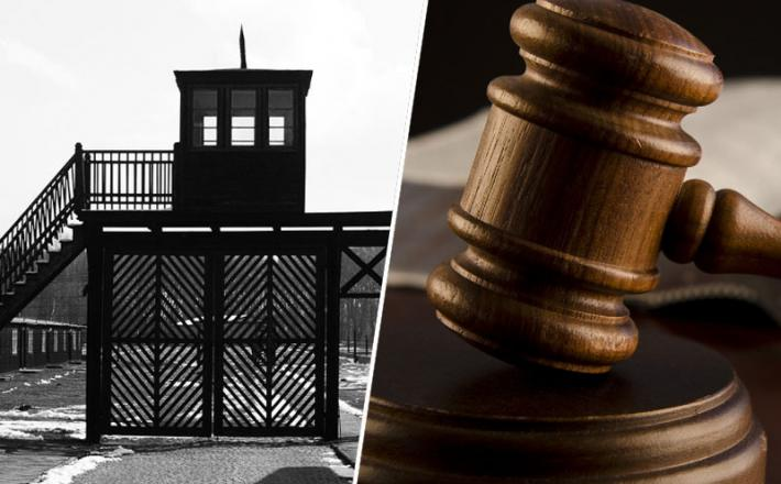 Stuffhof / sodišče