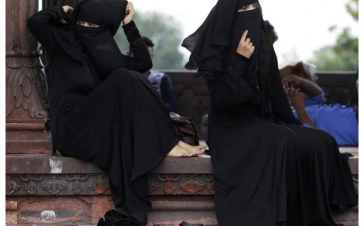 Muslimanke, žrtve talaqa Vir: AP