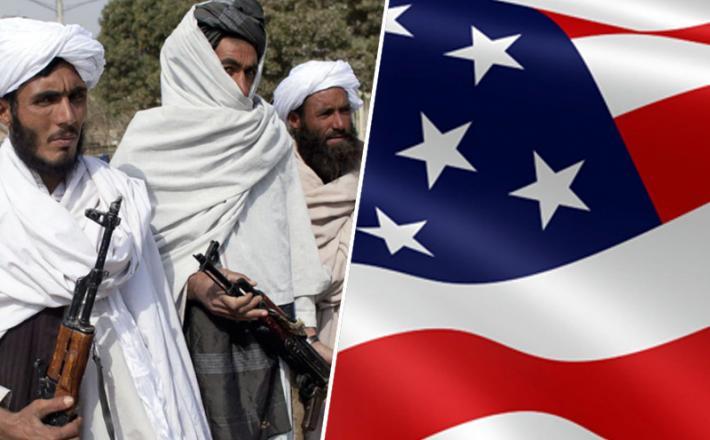 Talibani in ZDA