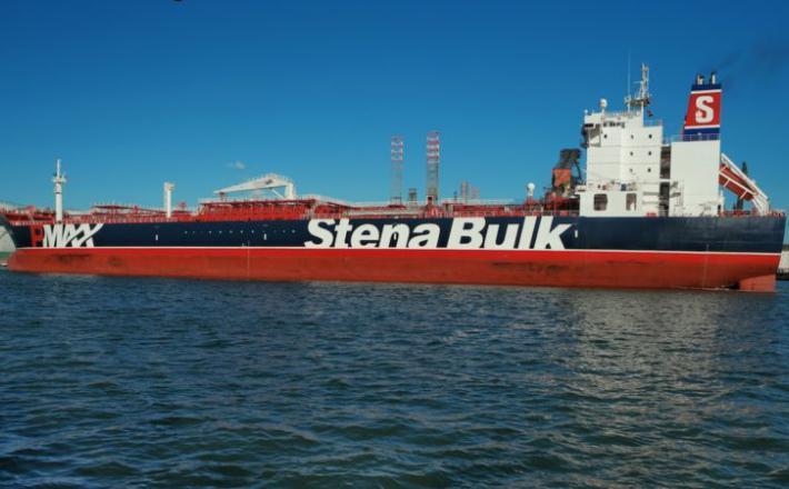 Stena Bulk, tanker  Vir:Gcaptain